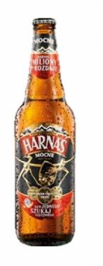 Piwo Harnaś Mocne