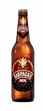 Piwo Karpackie Mocne