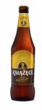 Piwo Książęce Złote Pszeniczne