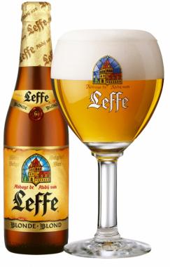 Piwo Leffe Blonde