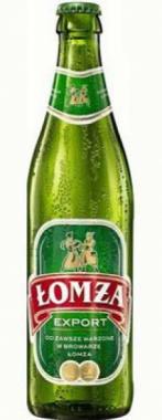 Piwo Łomża Export