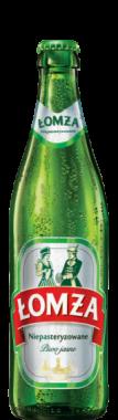 Piwo Łomża Niepasteryzowane