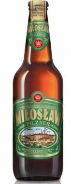 Piwo Miłosław Pilzner