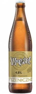 Piwo Wrężel Pszeniczne Jasne